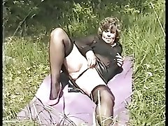 Mature Fucking Outdoor BVR