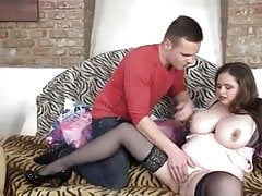 Sirale (36) Big Breasted Housewife Sirale Doing He
