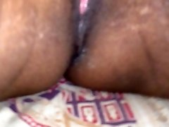 Indian Wife Moaning and Fingering