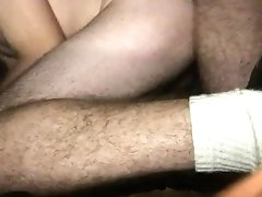 Hot Straight Hairy Mature Masculine Latino Fucks Me After BJ