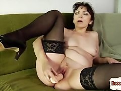 russian mature lilian 68