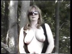 A Little Taste of My Wife 4 - Topless in Nudism Beach