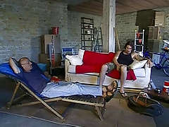 Italian Mature Federica -Fucks 2 Guys
