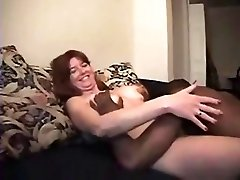 A mature wife and a huge bbc