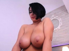 Big boobs mature Lisa Ann banged hard in her big butt