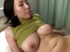 Japanese busty fucks in the hospital