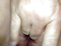 Mature pussy squirting