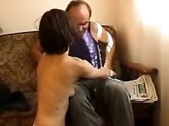 Mature guy fuck young skank by edq Virgen from dates25com