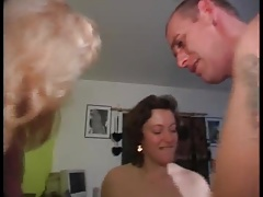 Cum In Wife's Mouth