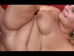 Blonde Mature analized