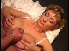 Busty French Mature Loves Young Cock by TROC