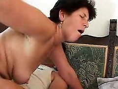 Mom fucking Son's friend 2