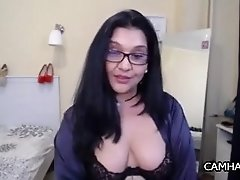 Mature Webcam Woman