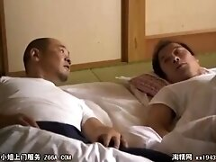 Husband hires men to fuck his wife (English Subtitle)